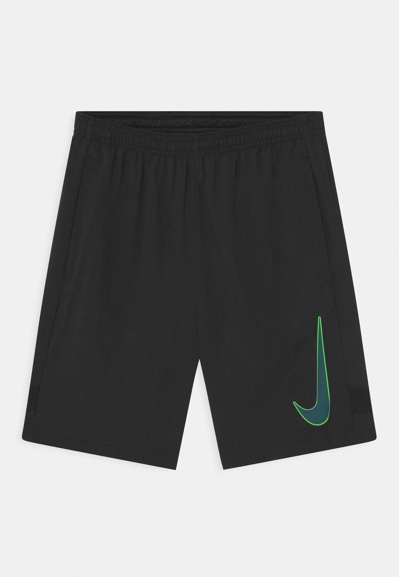 Nike Performance - ACADEMY UNISEX - Sportovní kraťasy - black/dark teal green