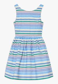Polo Ralph Lauren - BUTTON  DRESSES - Denní šaty - blue - 1