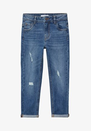 JIM - Straight leg jeans - medium blue