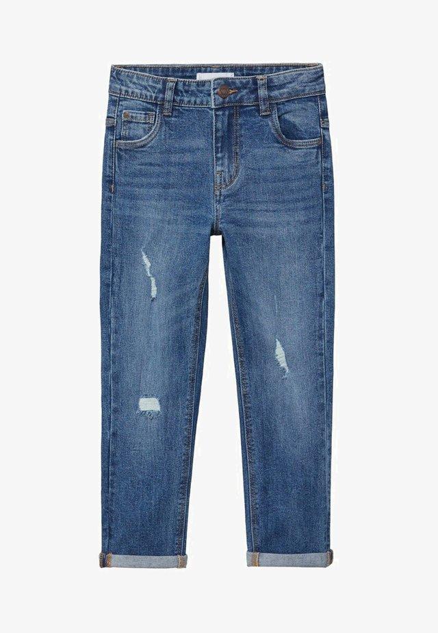 JIM - Jeans a sigaretta - medium blue