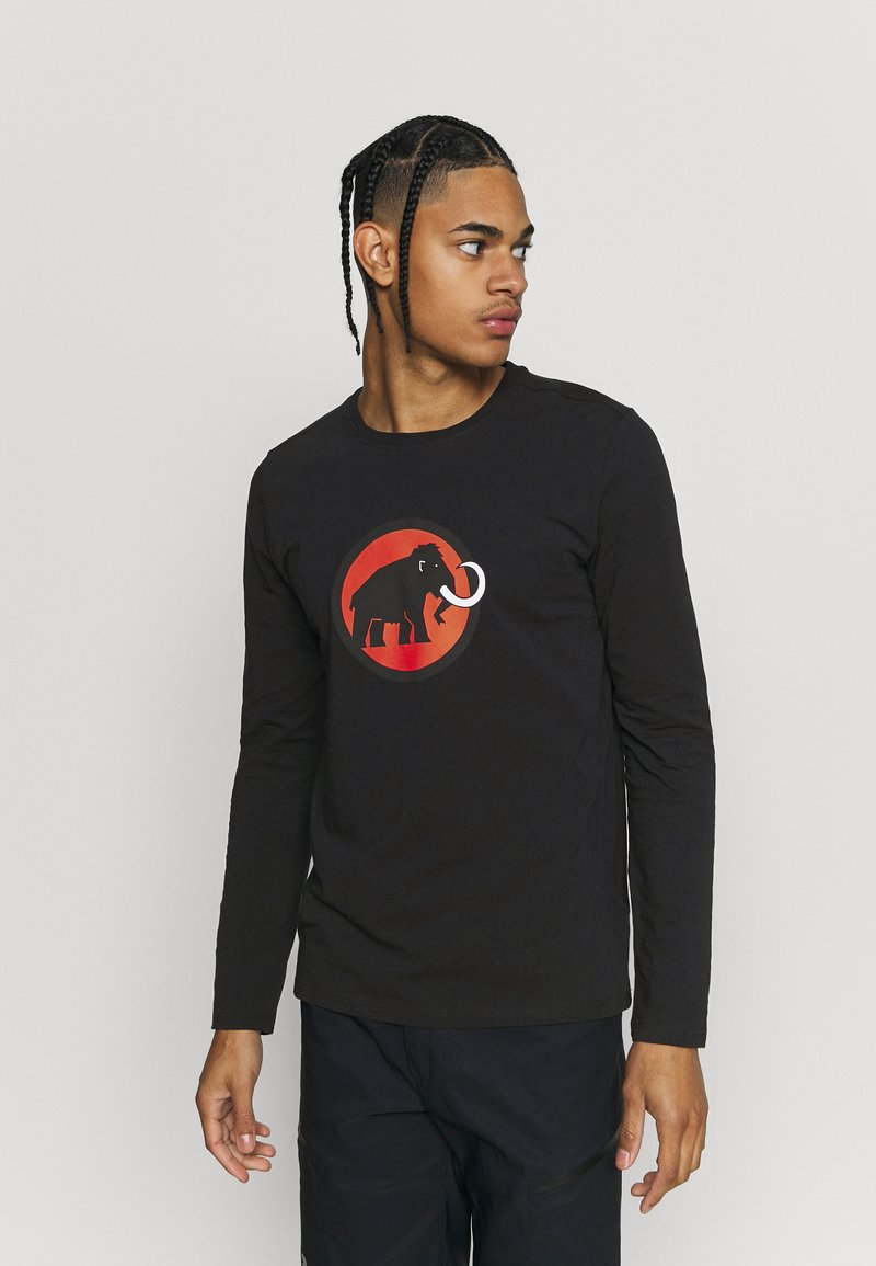 Mammut - LOGO LONGSLEEVE - Long sleeved top - black