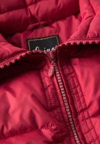 faina - Light jacket - rot - 5