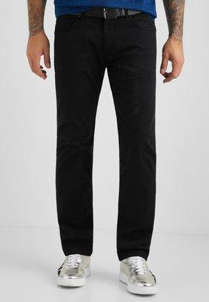 JOHN - Trousers - schwarz