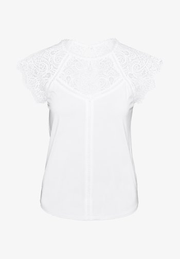 DIMON - Blusa - off white