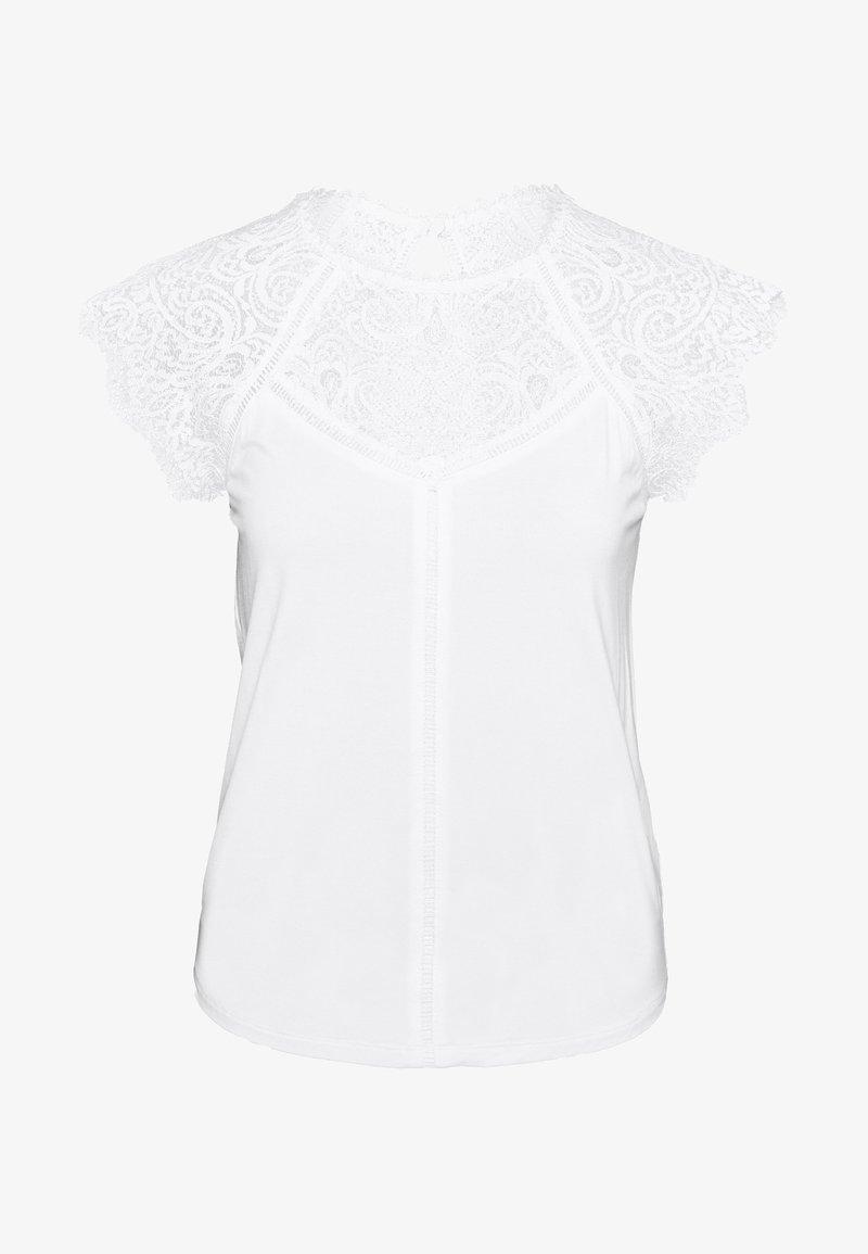 Morgan - DIMON - Bluse - off white
