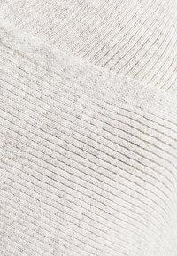 NA-KD - CROSSOVER - Long sleeved top - grey - 2