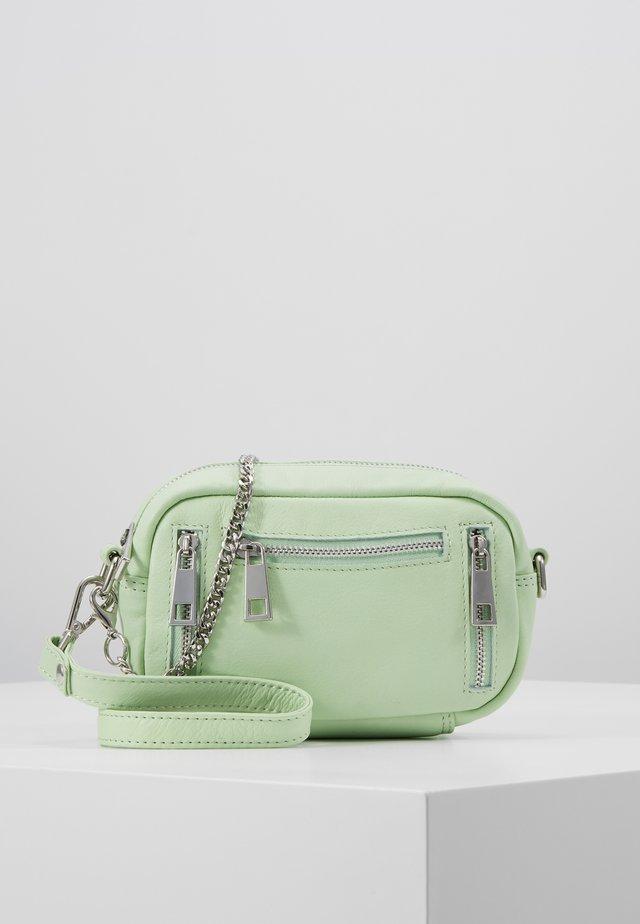 BRENDA - Across body bag - mint
