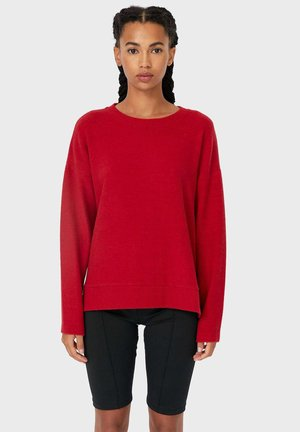 WEICHES - Long sleeved top - red