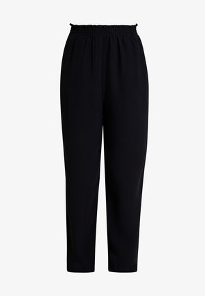 TROUSERS - Trousers - black