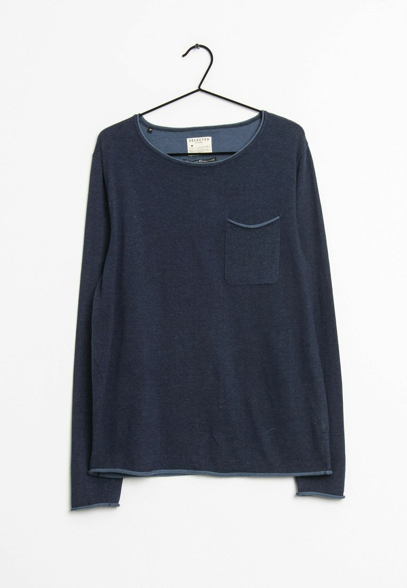 Selected Homme - Pullover - blue