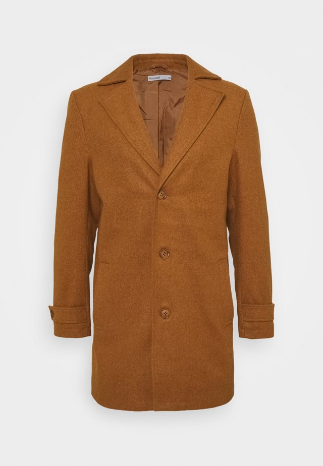 OVERCOAT - Classic coat - tan