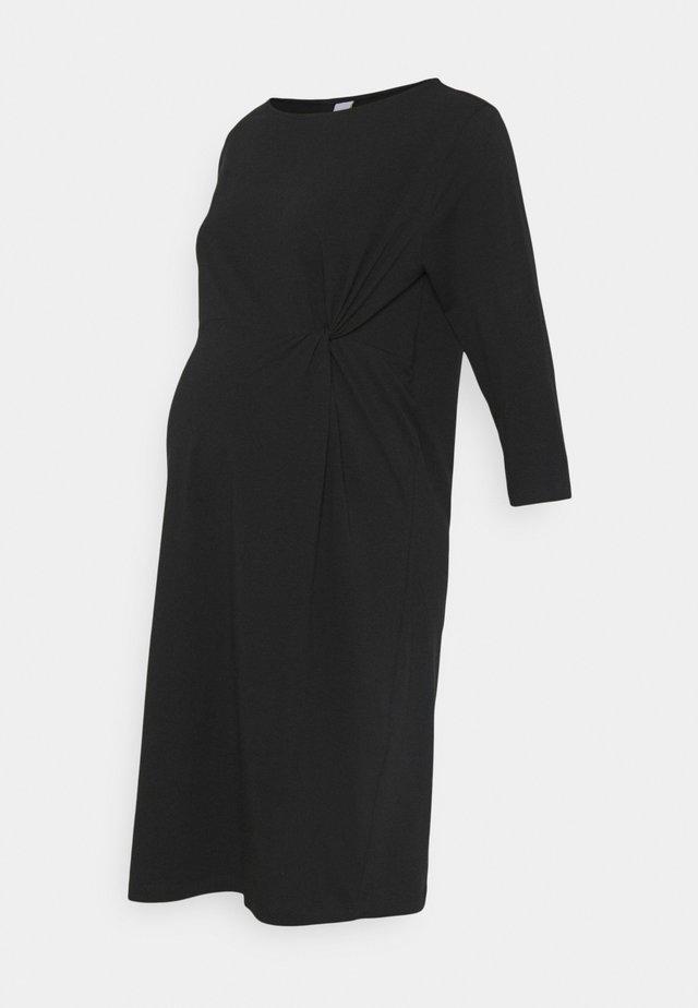 MLSIA DRESS - Jerseykjole - black