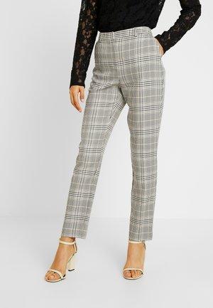 SIENNA CHECK - Pantalon classique - multi coloured