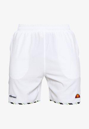 LONALTA - Urheilushortsit - white