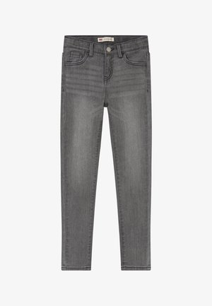710 SUPER SKINNY - Jeans Skinny Fit - grey denim