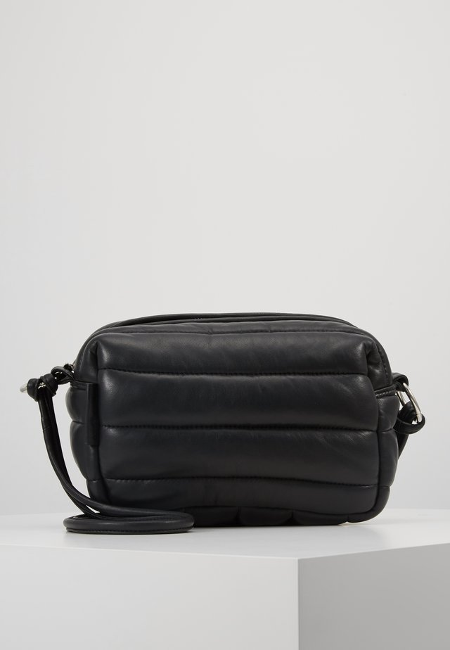 PIXIE BAG - Umhängetasche - black