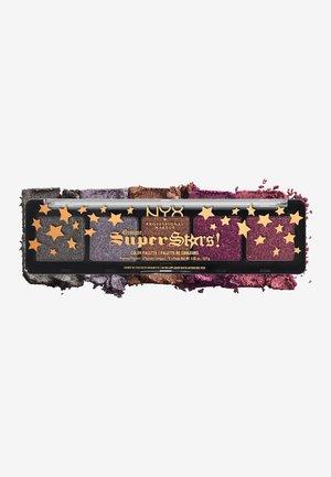 GIMME SUPER STARS EYESHADOW PALETTE - Palette fard à paupière - kissin