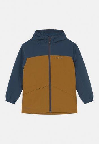 ESCAPE 2-IN-1 UNISEX - Outdoor jacket - bronze