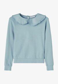Name it - Sweatshirts - dusty blue - 0