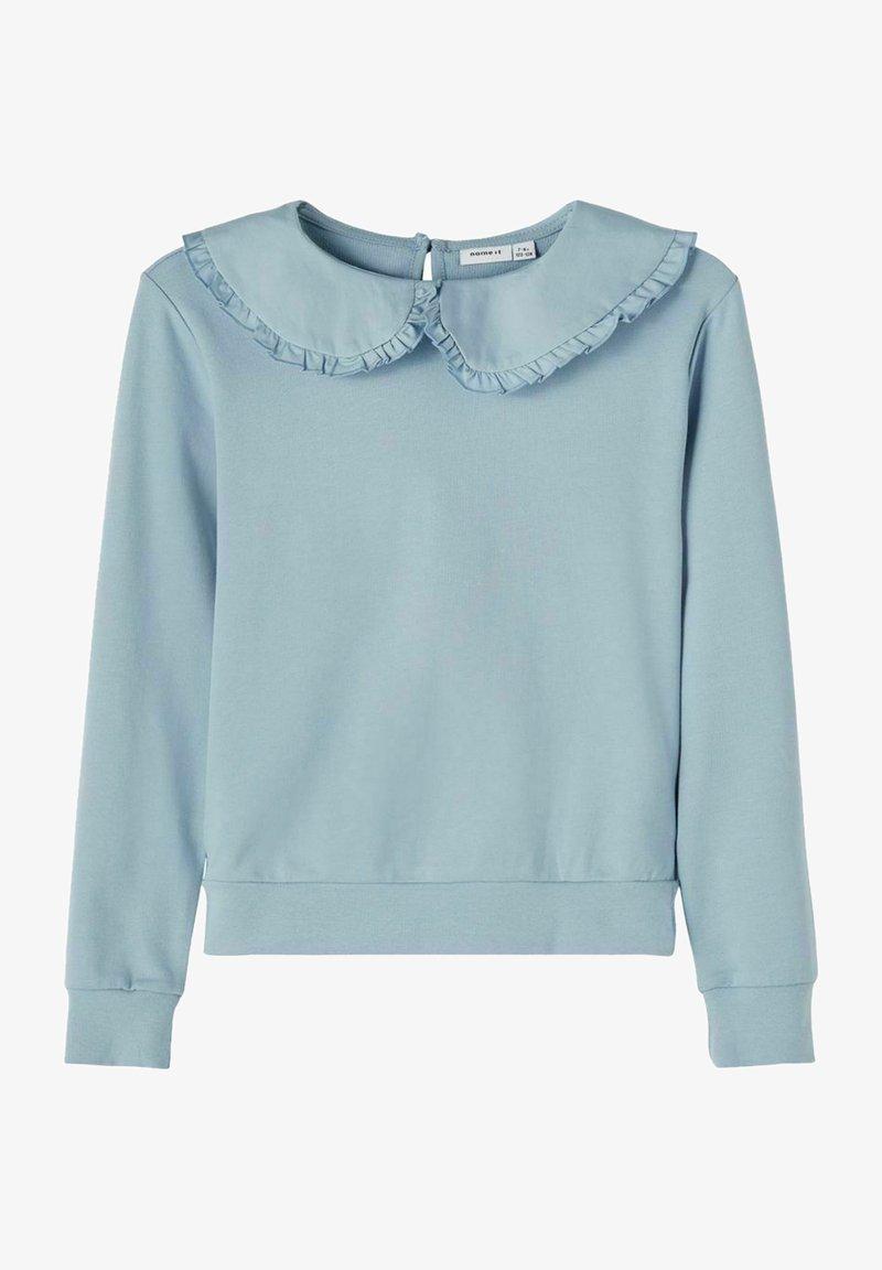 Name it - Sweatshirts - dusty blue