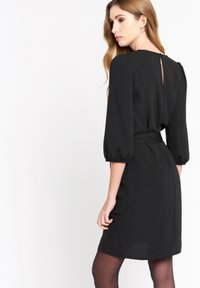 LolaLiza - WITH BELT - Day dress - black - 2
