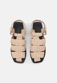 ASRA - SHAY - Sandals - bone - 4