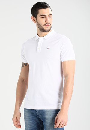 ORIGINAL FINE SLIM FIT - Koszulka polo - classic white