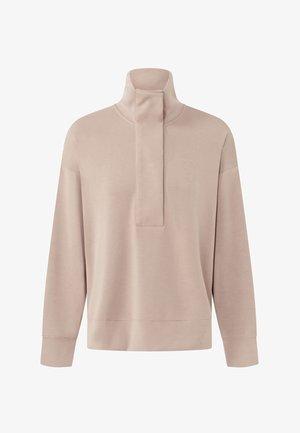 SOFT TOUCH - Sweatshirt - light brown