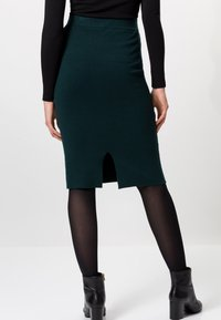 zero - Pencil skirt - dark green - 2