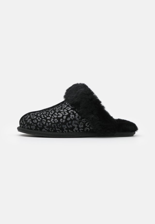 SCUFFETTE - Pantoffels - black