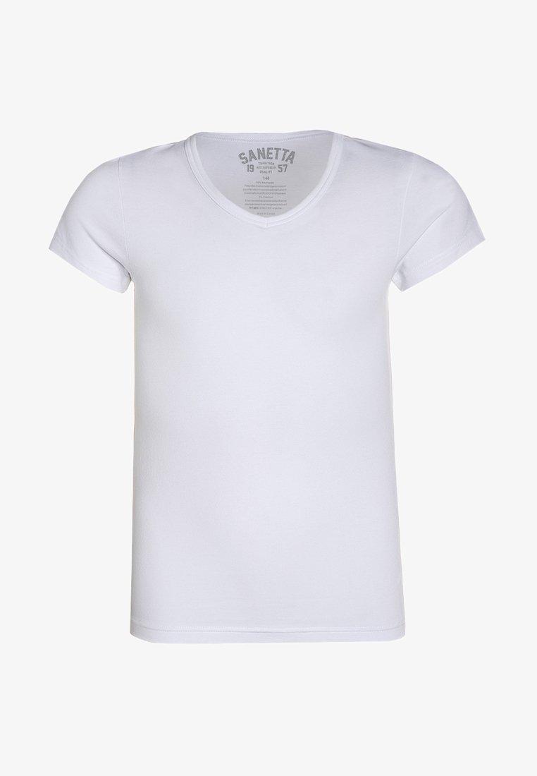 Sanetta - Undershirt - white