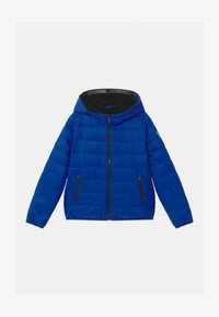 Abercrombie & Fitch - COZY PUFFER UNISEX - Winterjas - blue solid - 0