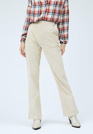 Kalhoty - buttermilk