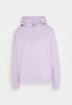 Bluza z kapturem - purple