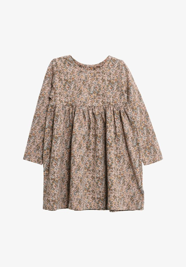 OTILDE - Day dress - fawn flowers
