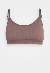 Cotton On Body - WORKOUT YOGA CROP - Light support sports bra - raw umber - 5