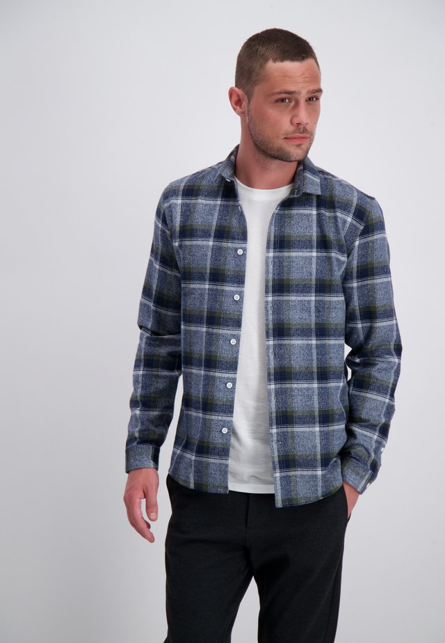 FLANNEL  - Camisa - army