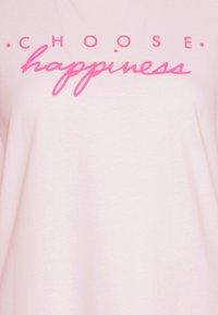 ONLY - ONLIRINA NIGHTWEAR DRESS - Camisón - pink marshmallow - 4