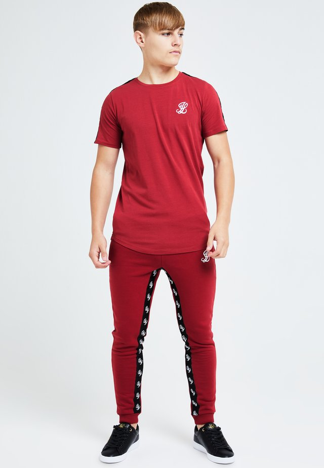 ILLUSIVE LONDON GRAVITY - T-shirt basic - red