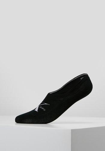 LOGO  - Trainer socks - black