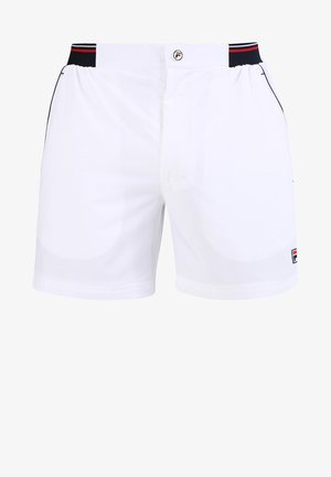 STEPHAN - Sports shorts - white