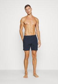 J.CREW - POOL  - Swimming shorts - navy / black - 1