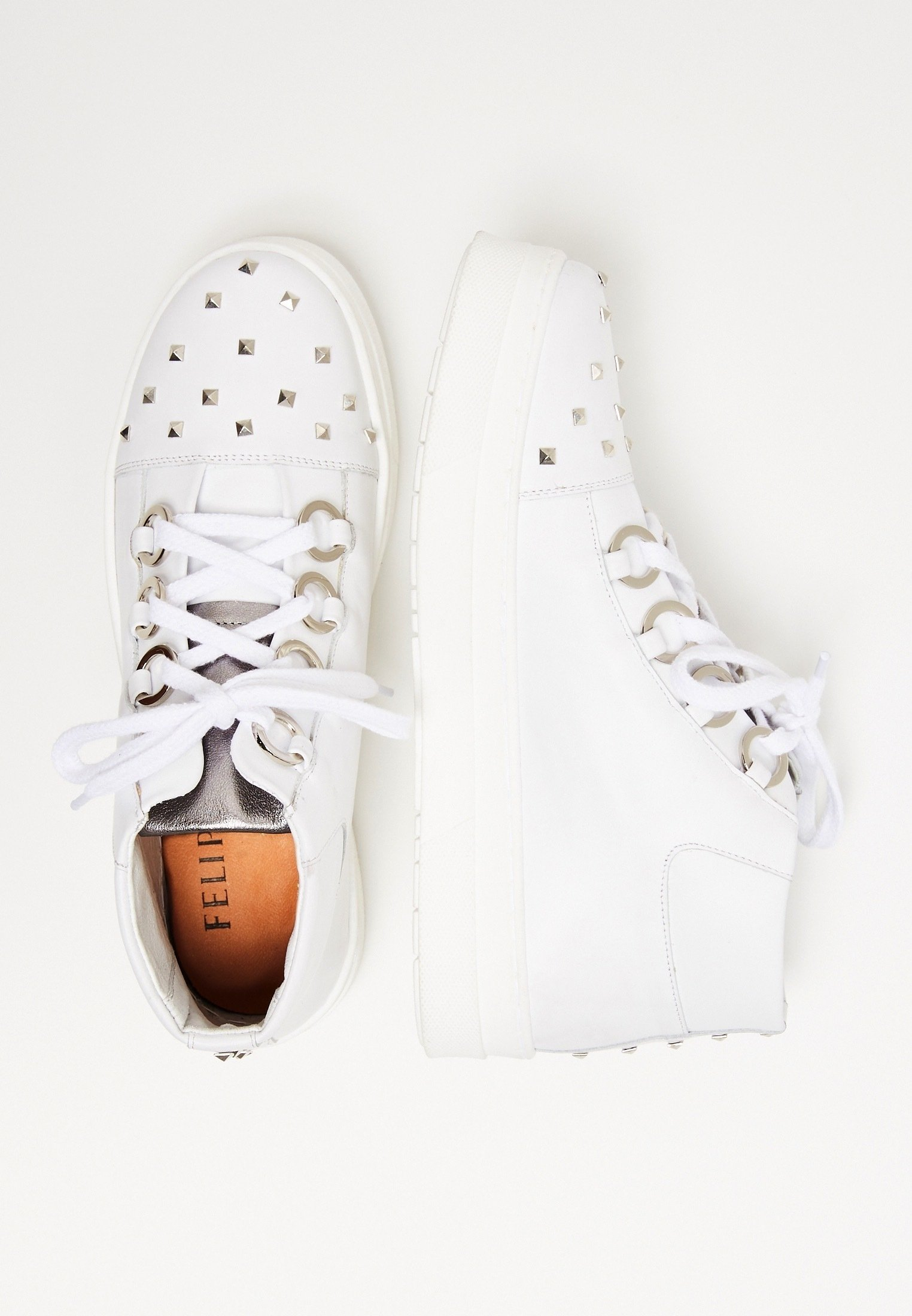 Best Selling Women's Shoes Felipa High-top trainers white Y9o3rnonc
