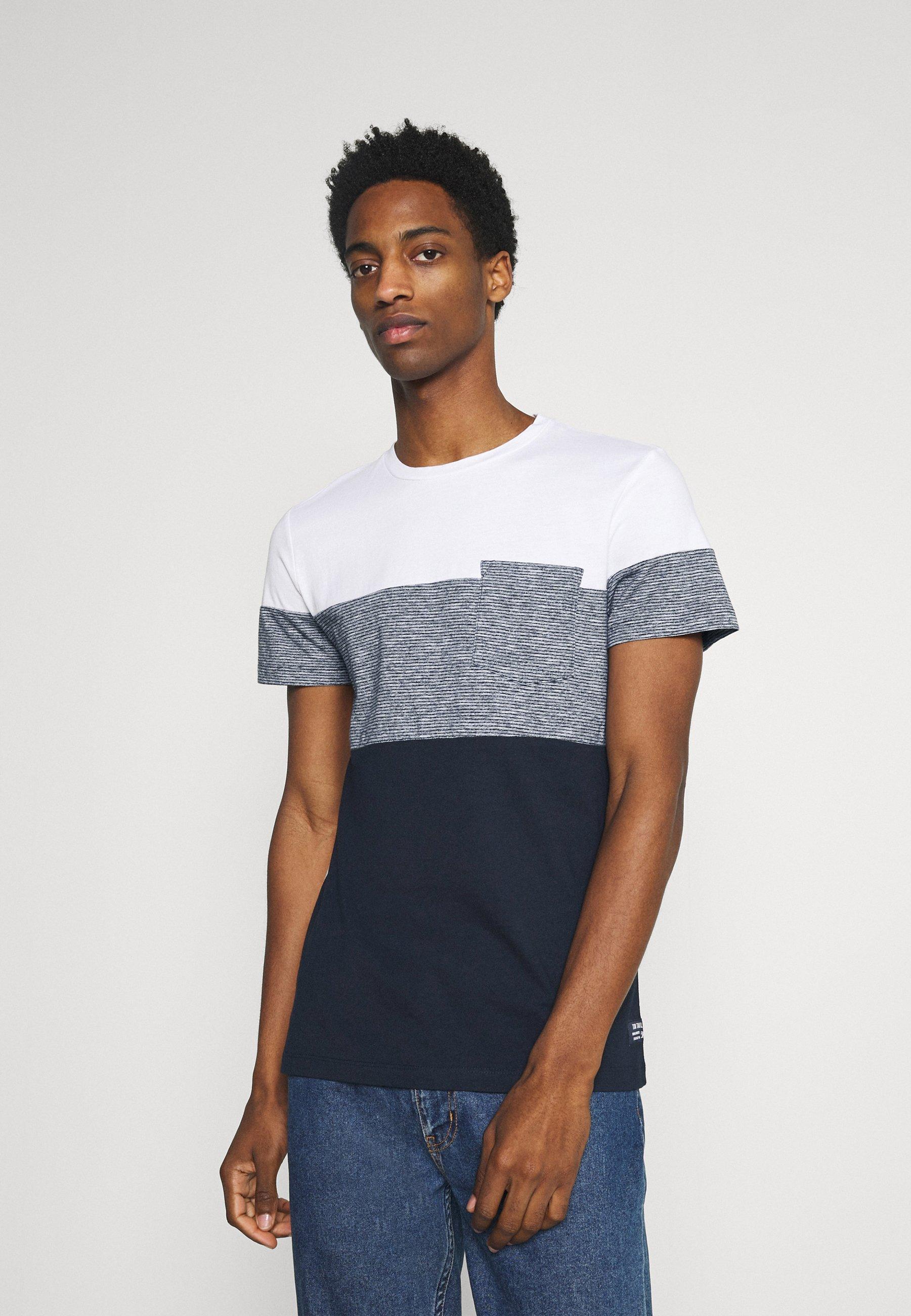Homme CUTLINE - T-shirt imprimé