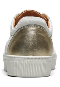 Selected Femme - SFDONNA CONTRAST - Trainers - gold - 4