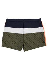 WE Fashion - Badeshorts - green - 1