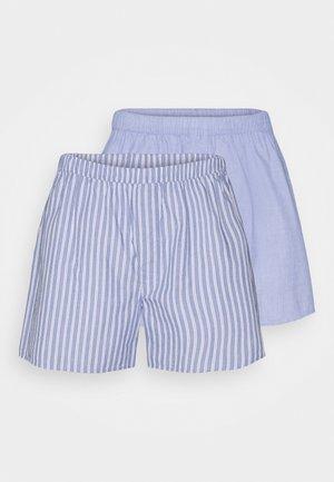 2 PACK - Boxershorts - blue