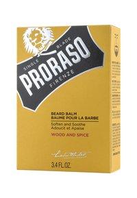 Proraso - BEARD BALM - Beard oil - wood & spice - 1