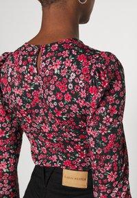 ONLY - ONLPELLA PUFF  - Long sleeved top - pink lemonade - 5