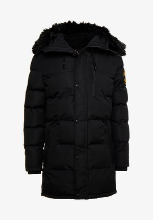 DONATO LONG - Winter coat - black